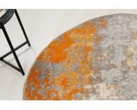 Dywan Springo koło 00172a orange