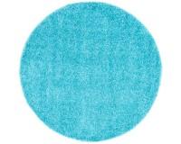Dywan shaggy Tokyo 00.6365a blue koło