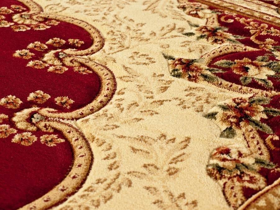 Dywan Yesemek 5.889 red Dywany tradycyjne