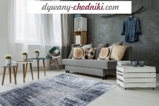 dywan w stylu vintage
