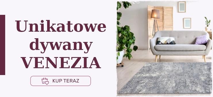 Unikatowe dywany VENEZIA